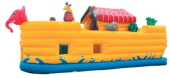 noah's ark super size bouncer